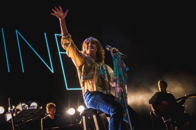 Florence + the Machine // Photo by Samantha Saturday