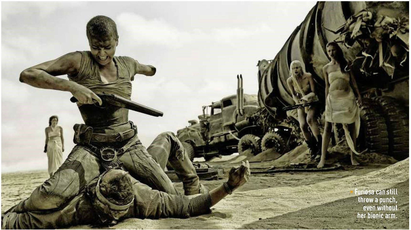 furiosa Any Male Outrage Over Mad Max: Fury Road is Ridiculous