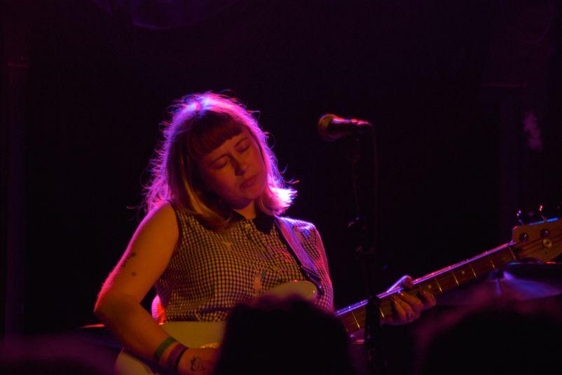 Girlpool // Photo by Rebecca Bulnes