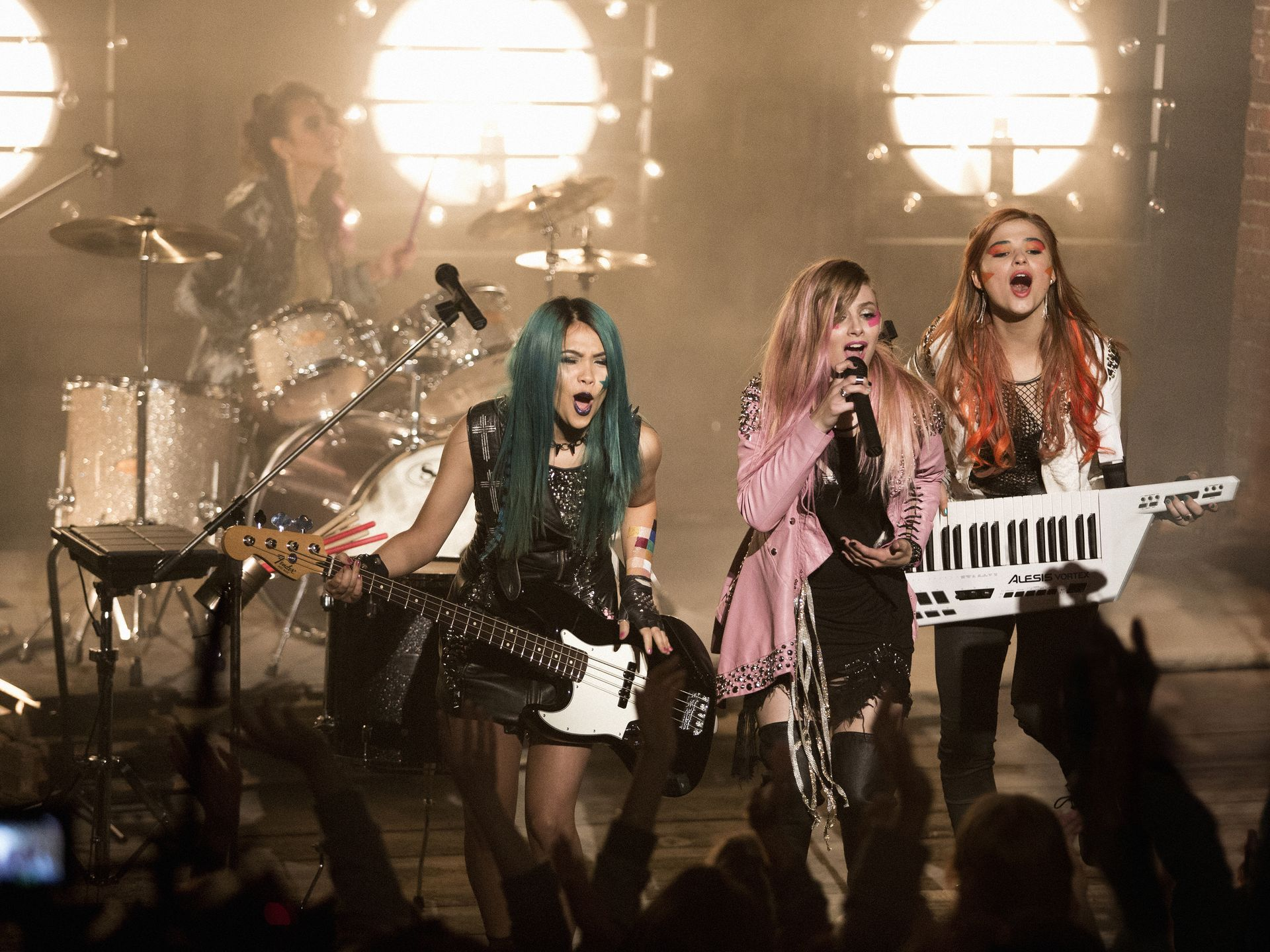 jem and holograms