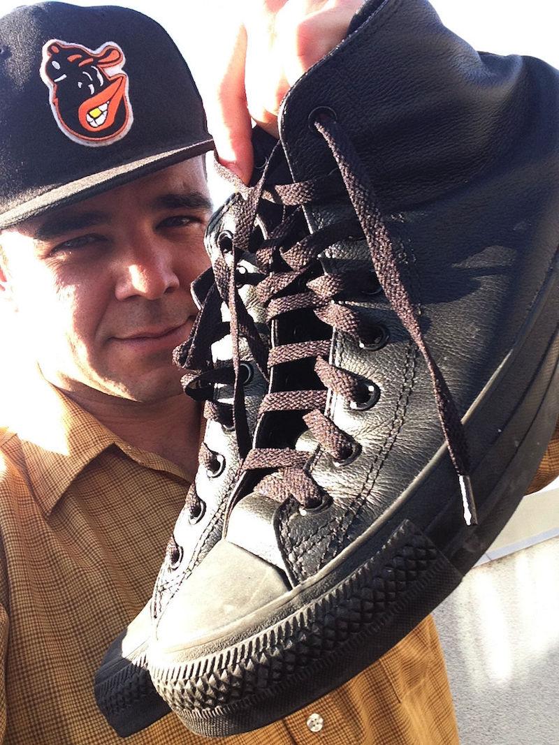 Letterman-Future-Islands-shoes