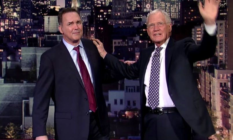 Goodnight, David Letterman: A Celebration | Consequence of Sound