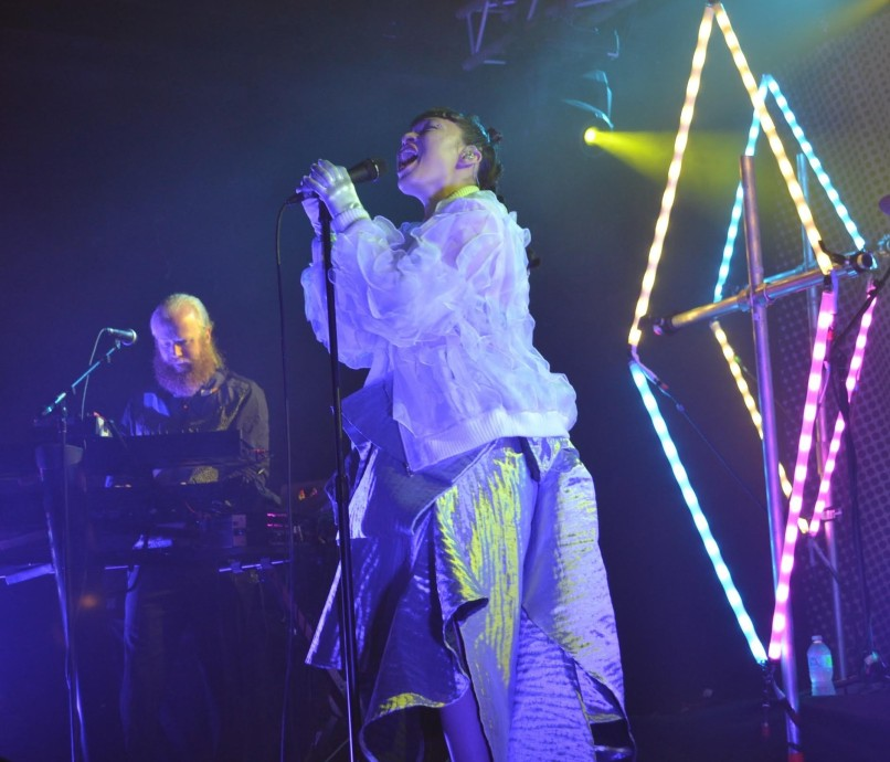 little dragon 2 e1433112728556 Live Review: Little Dragon at Chicagos Concord Music Hall (5/29)
