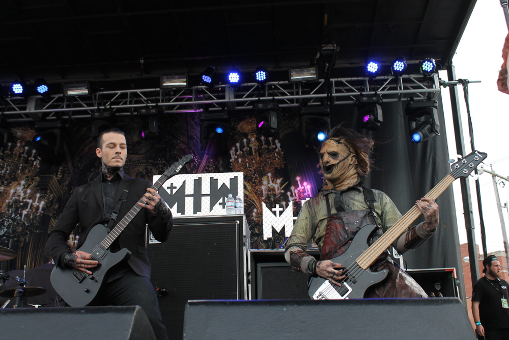 Motionless in White // Photo by Killian Young