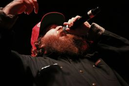 Action Bronson // Photo by Nina Corcoran