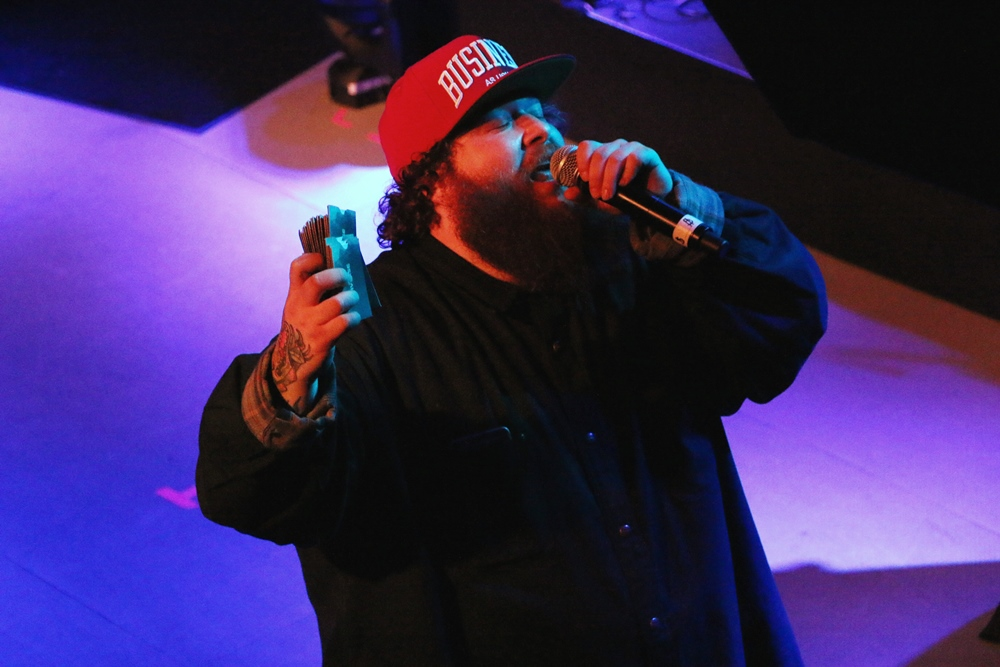 Nina Corcoran, Consequence of Sound, Action Bronson 7