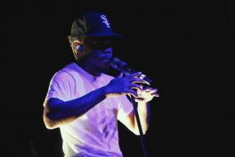 Chance the Rapper // Photo by Nina Corcoran