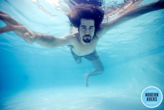 Nirvana Nevermind Promo Shoot by Kirk Weddle