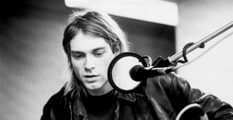 Kurt Cobain solo