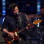 Mumford and Sons Daily Show