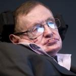 Stephen Hawking Glastonbury