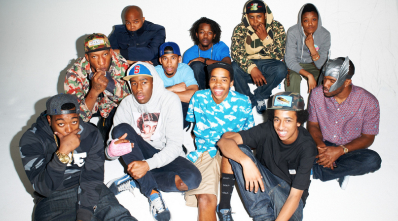 """fbe1c62d5a38 Tyler the Creator says Odd Future is """"no more"""""""