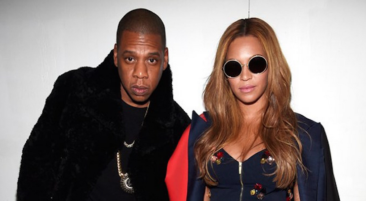 Jay Z TIDAL Beyonce