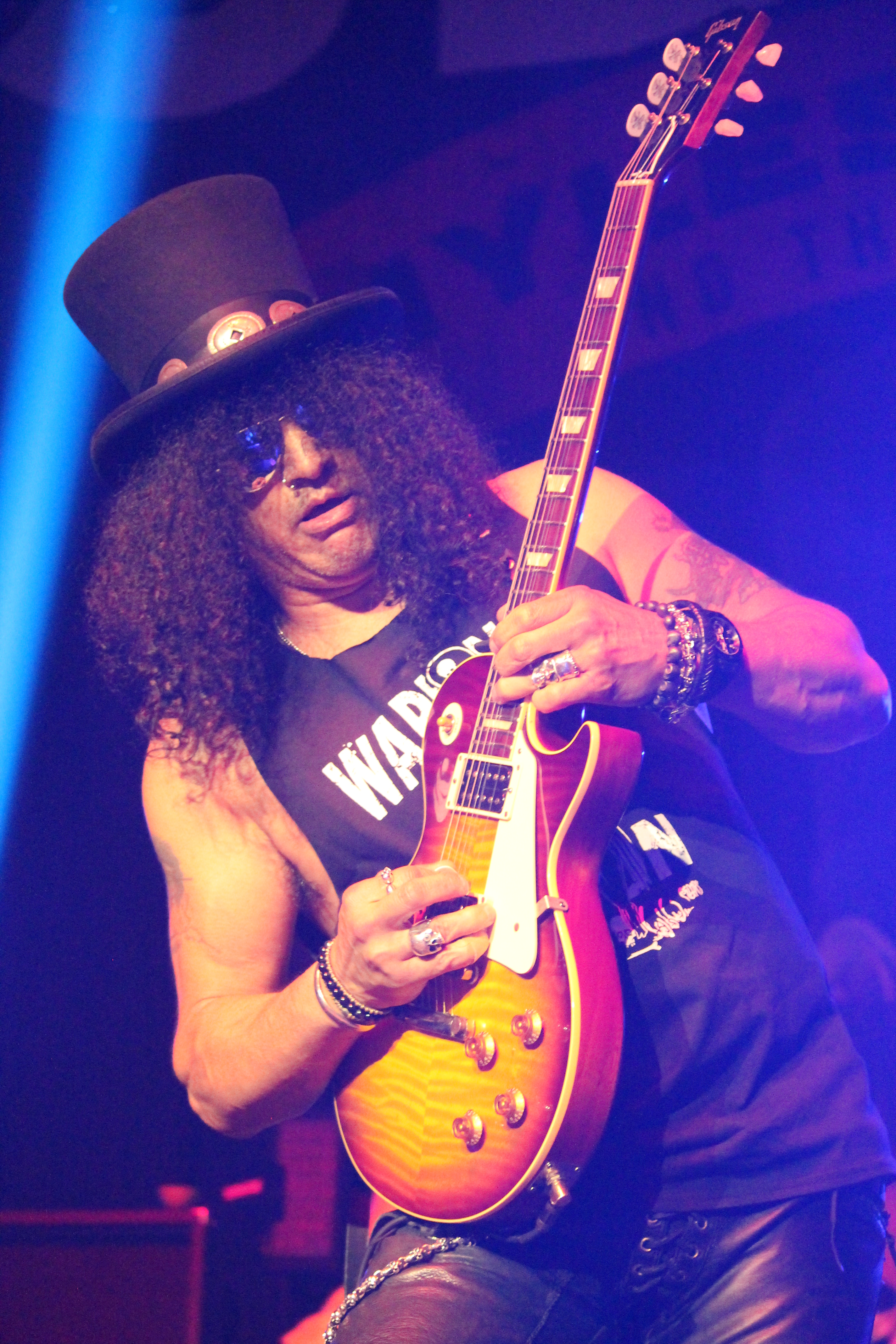 Slash Featuring Myles Kennedy and the Conspirators // Photo by Killian Young