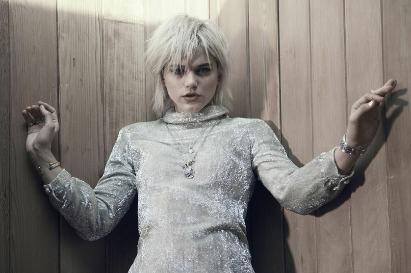 Soko photo by Janelle Shirtcliff