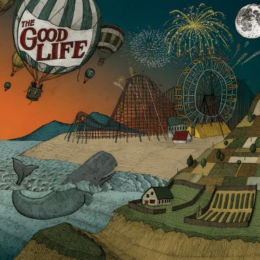 Cursive Tim Kasher The Good Life album