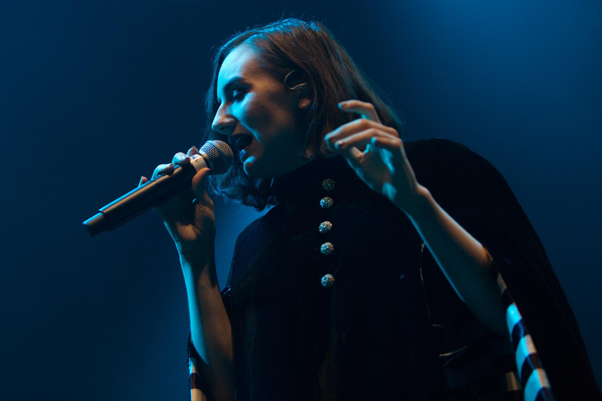 Meg Mac // Photo by Philip Cosores