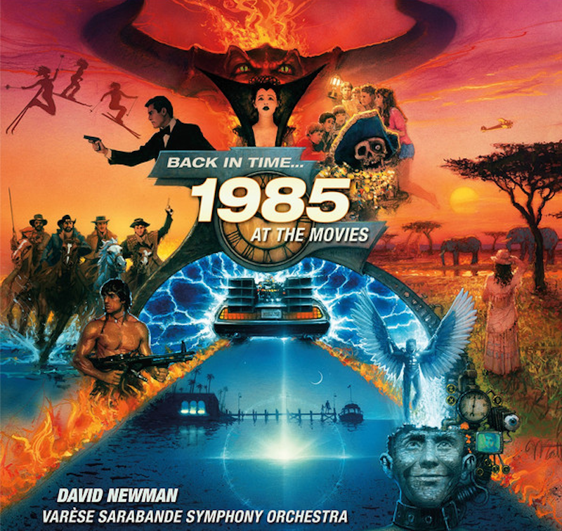 New box set captures the best films scores from 1985