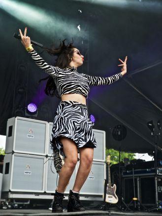 Charli XCX // Photo by NYPics