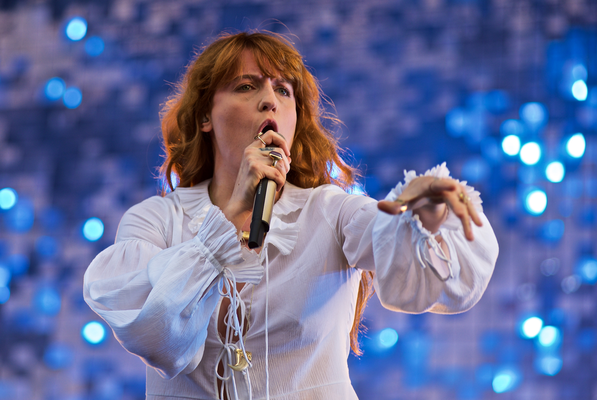 The 2015 Governors Ball Music Festival New York - Day 1