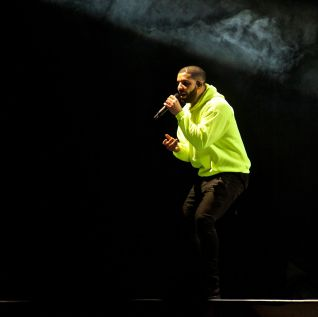 Drake // Photo by NYPics