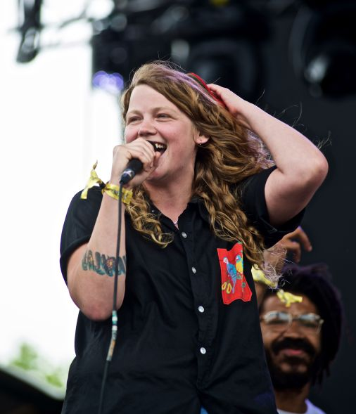 Kate Tempest // Photo by NYPics