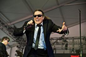 """""""Weird Al"""" Yankovic // Photo by NYPics"""