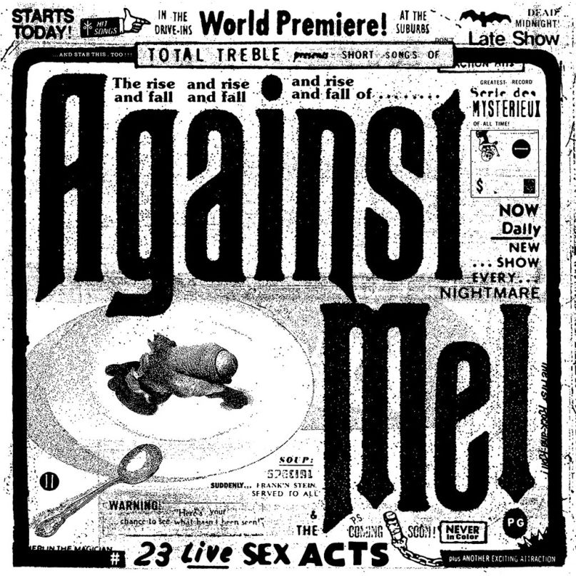 Against Me! – 23 Live Sex Acts   Album Reviews   Consequence