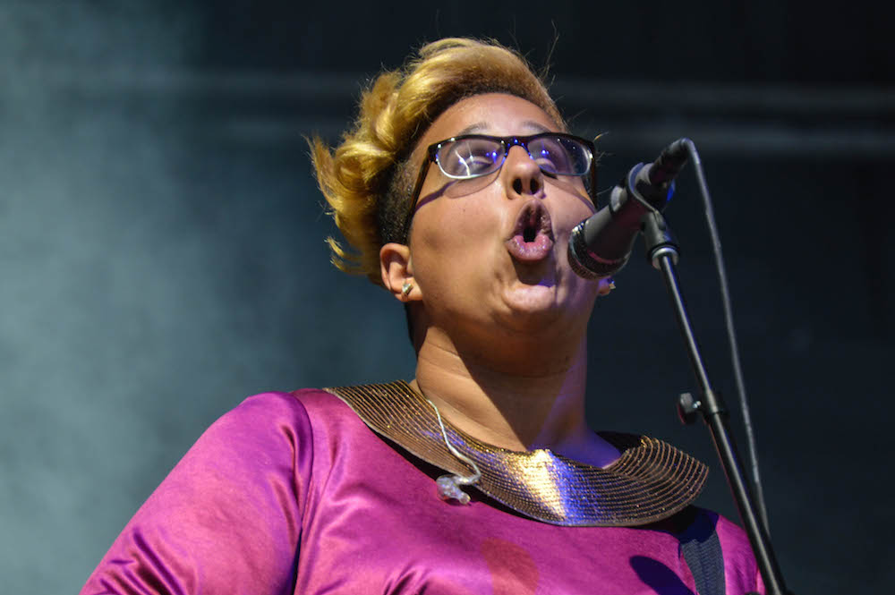 Alabama Shakes // Photo by Amanda Koellner