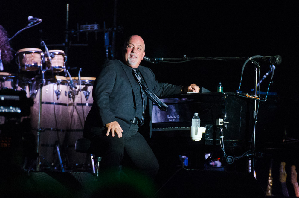 Billy Joel // Photo by Ben Kaye