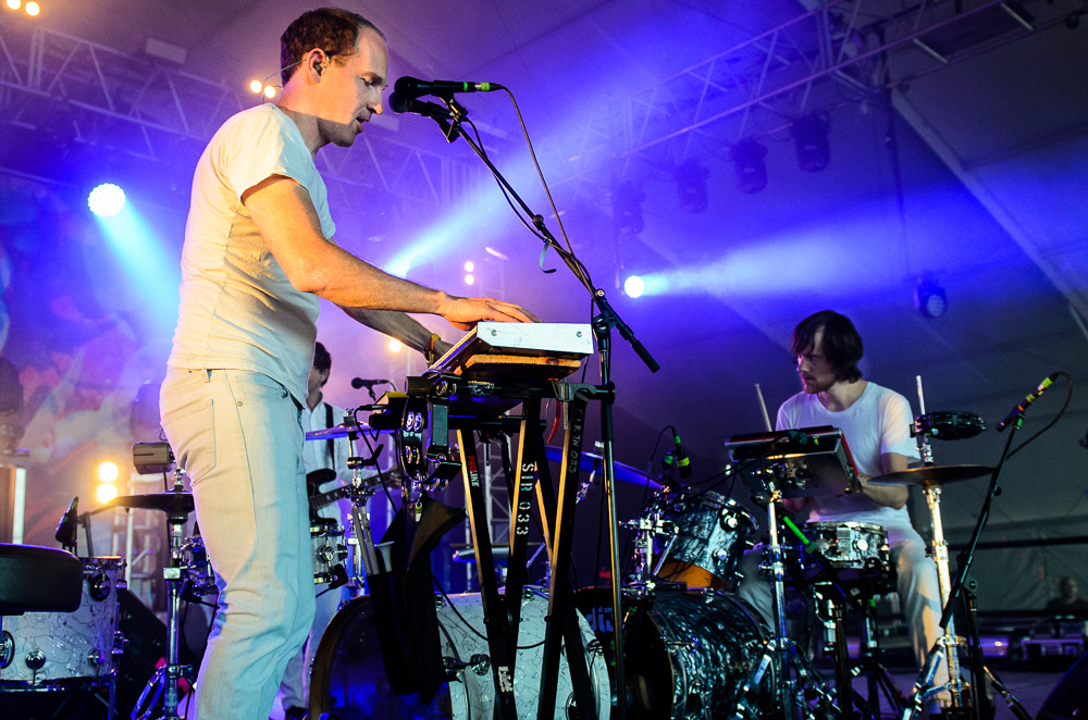 Caribou // Photo by Ben Kaye