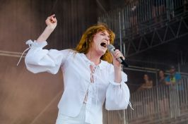 Florence and the Machine // Photo by Ben Kaye