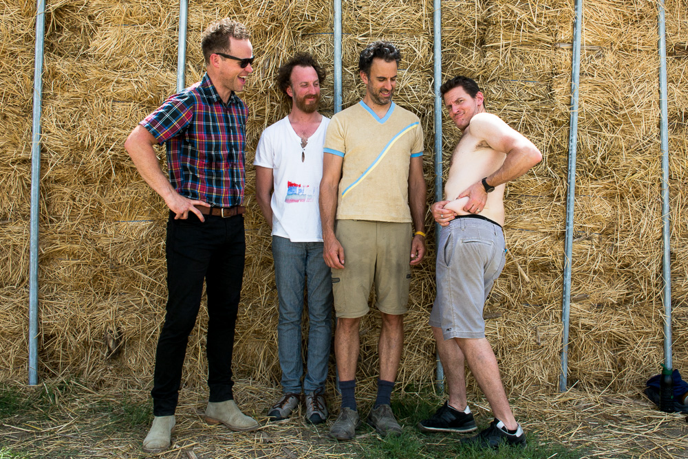 Guster // Photo by Ben Kaye