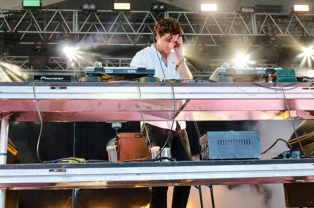 Jamie xx // Photo by Ben Kaye