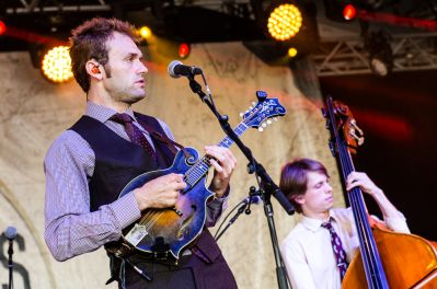 Punch Brothers // Photo by Ben Kaye