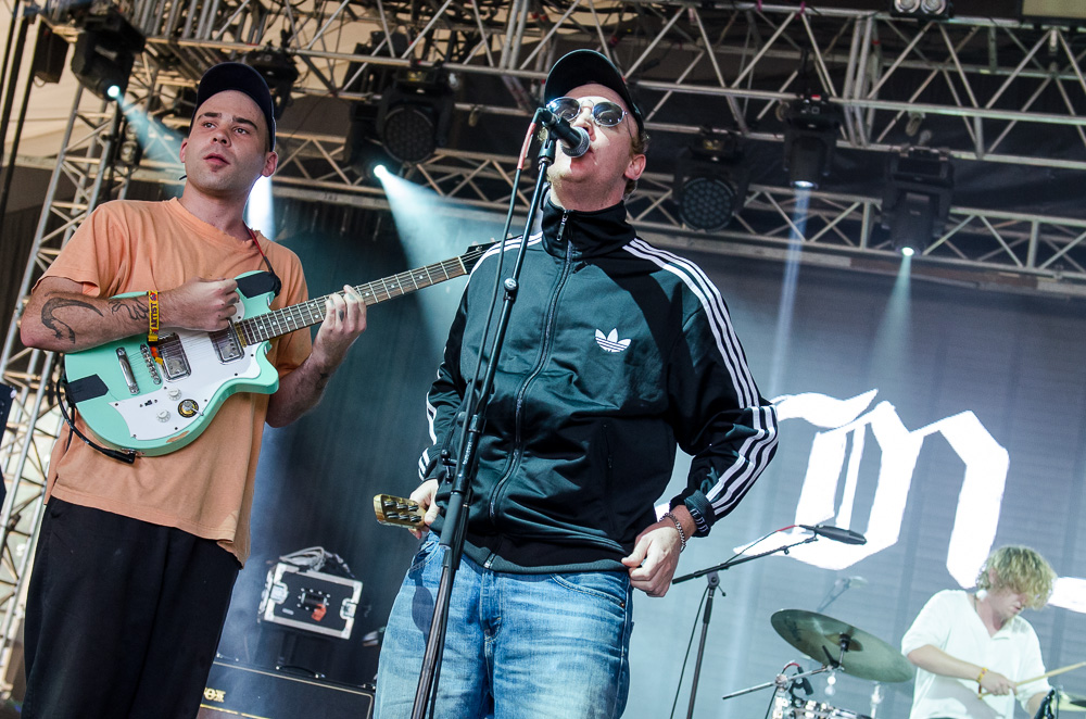 The DMA's // Photo by Ben Kaye