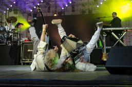 """""""Weird Al"""" Yankovic // Photo by Ben Kaye"""