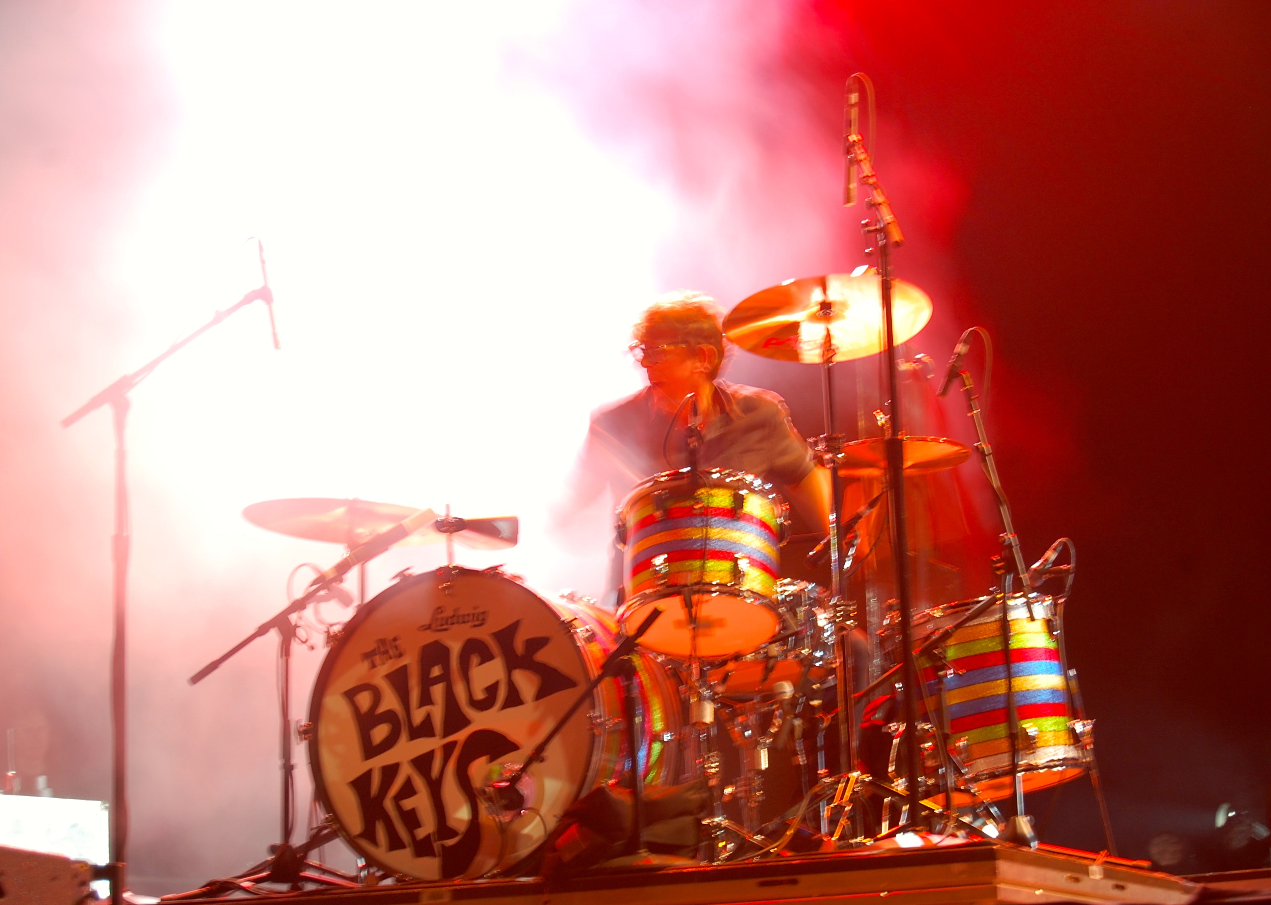 The Black Keys // Photo by Adam Kivel