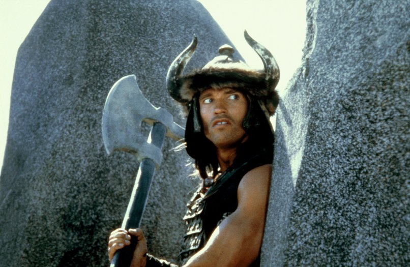 conan the barbarian Arnold Schwarzeneggers Top 10 Performances