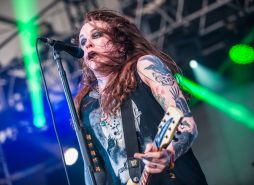 Against Me! // Photo by David Brendan Hall