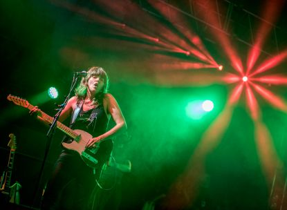Courtney Barnett // Photo by David Brendan Hall