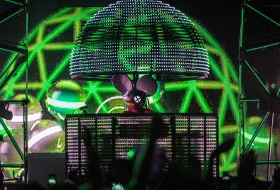 deadmau5 // Photo by David Brendan Hall