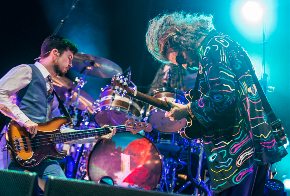 My Morning Jacket // Photo by David Brendan Hall