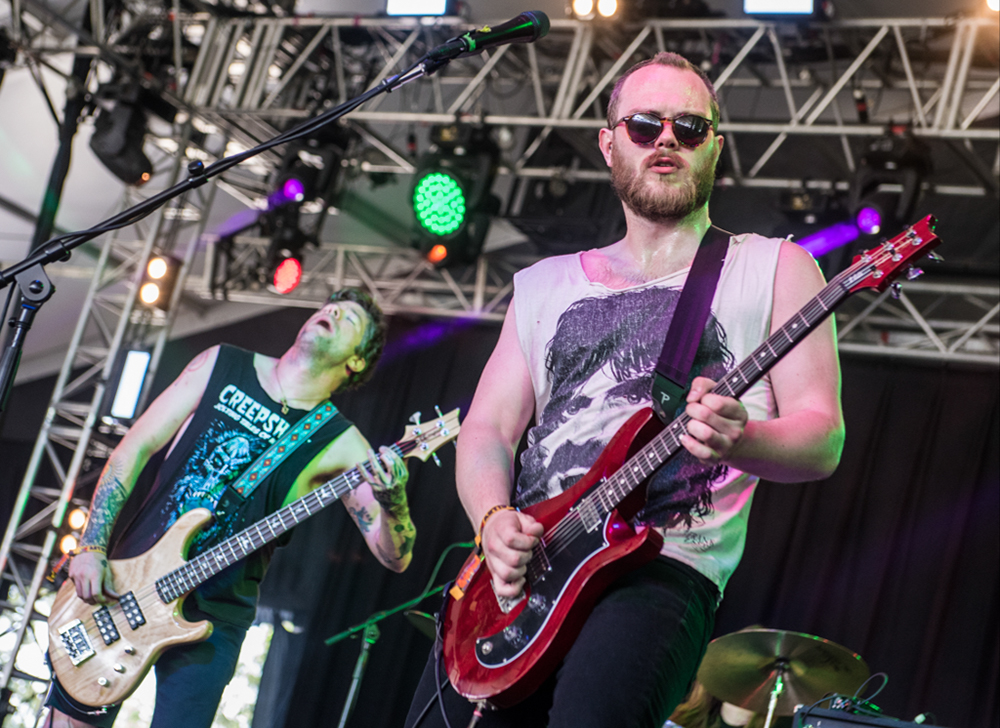 dh pallbearer bonnaroo 061215 0245 Bonnaroo 2015 Festival Review: From Worst to Best