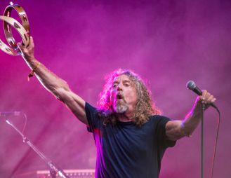 Robert Plant // Photo by David Brendan Hall