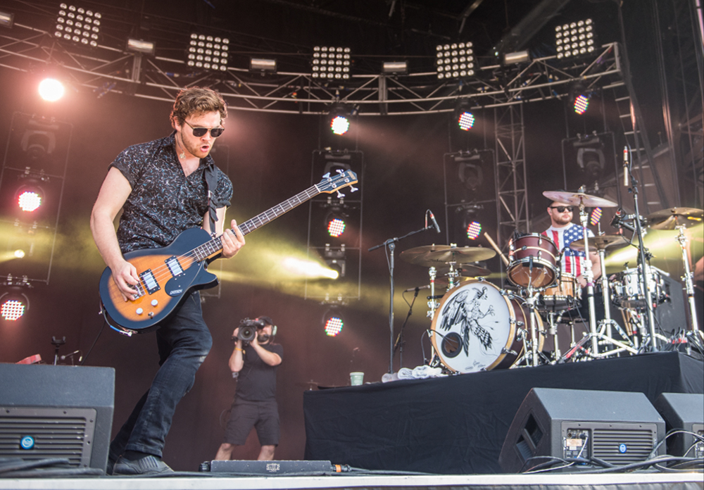 Royal Blood // Photo by David Brendan Hall