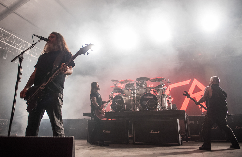 Slayer // Photo by David Brendan Hall