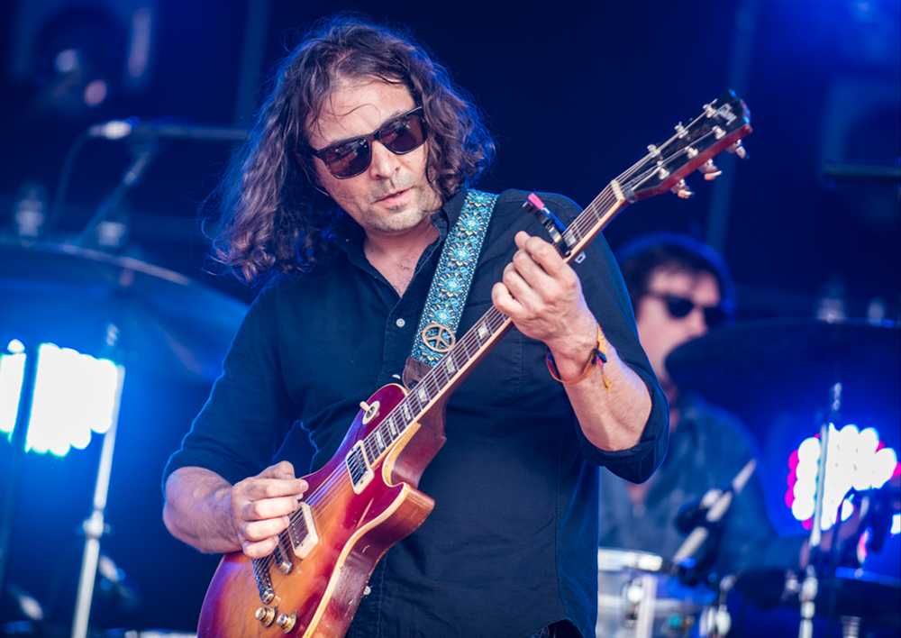 The War on Drugs // Photo by David Brendan Hall