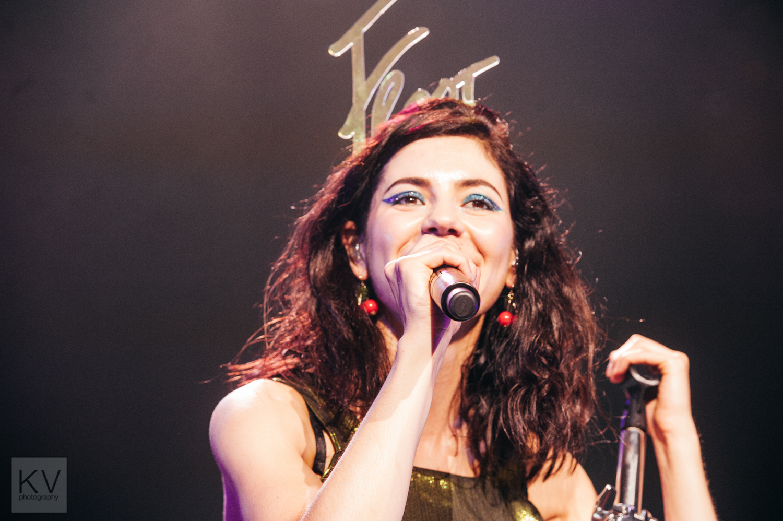 Marina & the Diamonds // Photograph by Clarissa Villondo