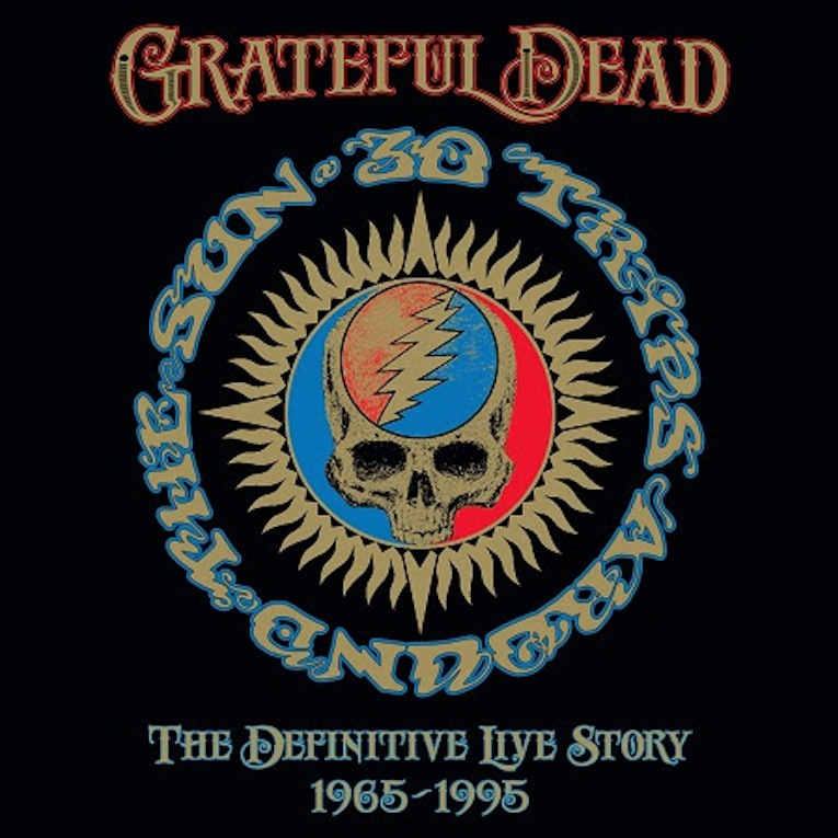30 Trips Around the Sun grateful dead
